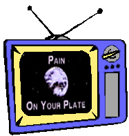 Pain on Your Plate